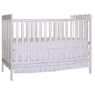 Dream On Me Classic 3 in 1 Convertible Crib - best baby cribs