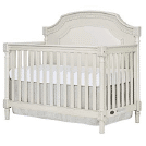 Evolur Julienne 5-in-1 Convertible Crib (Elegant Full-size Choice) - best baby cribs