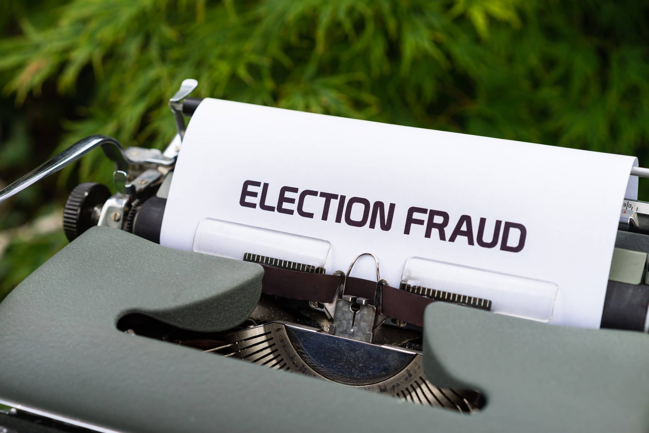 24 Voter Fraud Statistics What's This Talk About Foul Play 3