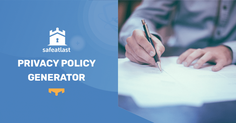 Top 5 Privacy Policy Generator Sites in 2021
