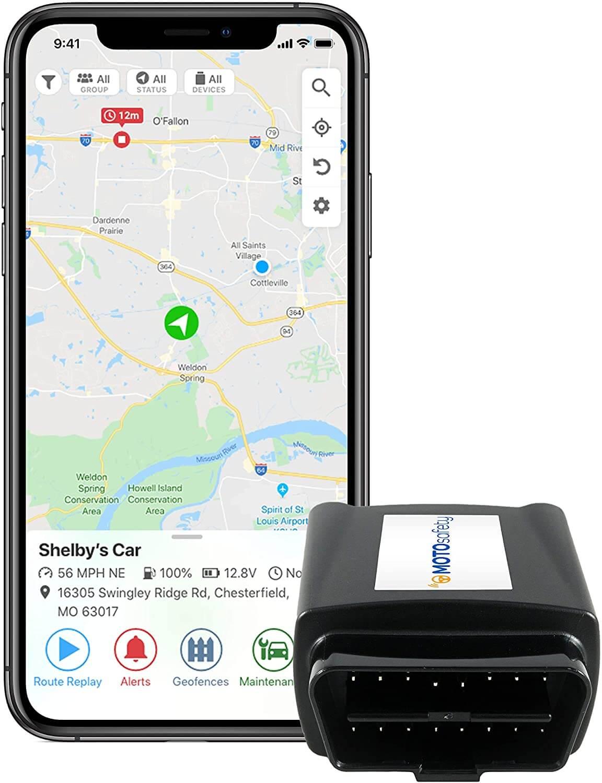 MOTOsafety OBD GPS