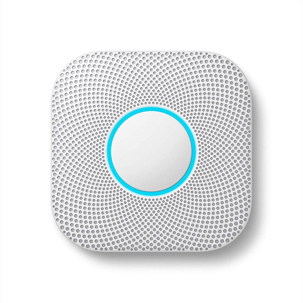 Google Nest Smoke Alarm