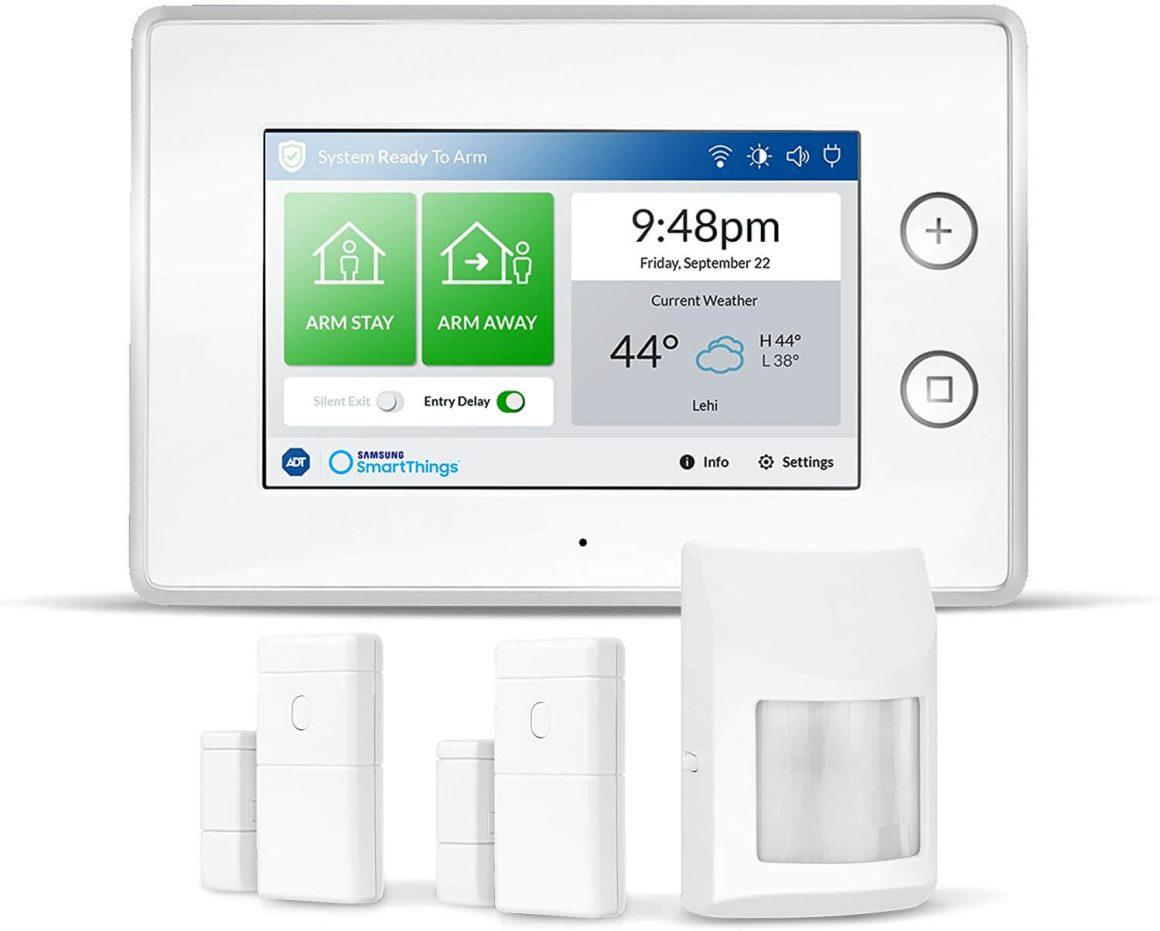 Samsung Electronics Alarm System