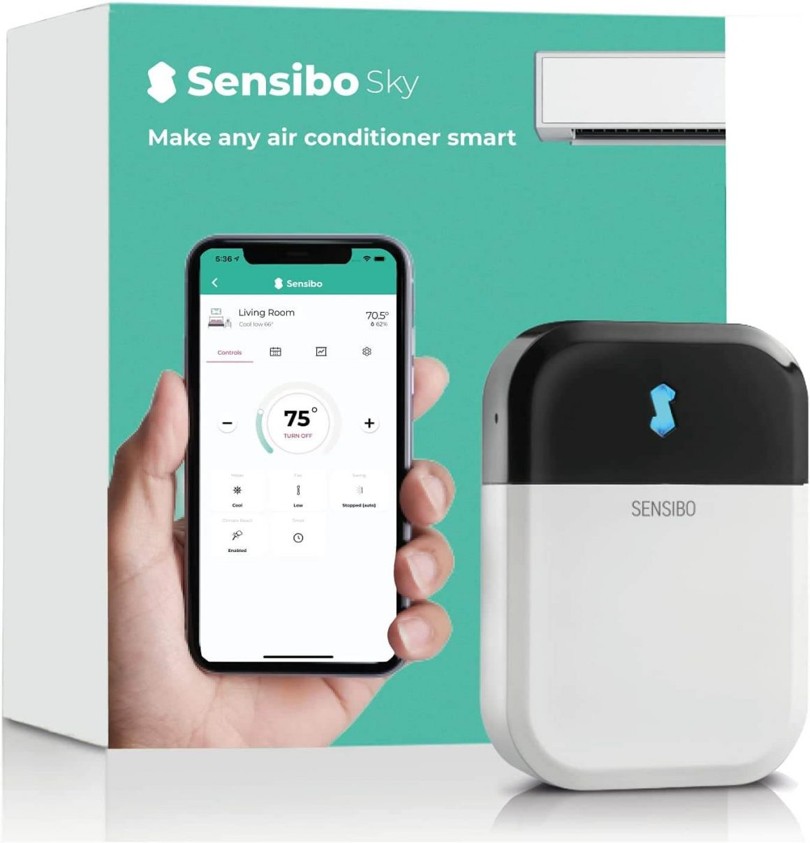Sensibo Sky Smart Thermostat