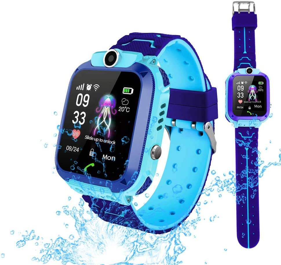 Smart Watch Phone GPS Tracker