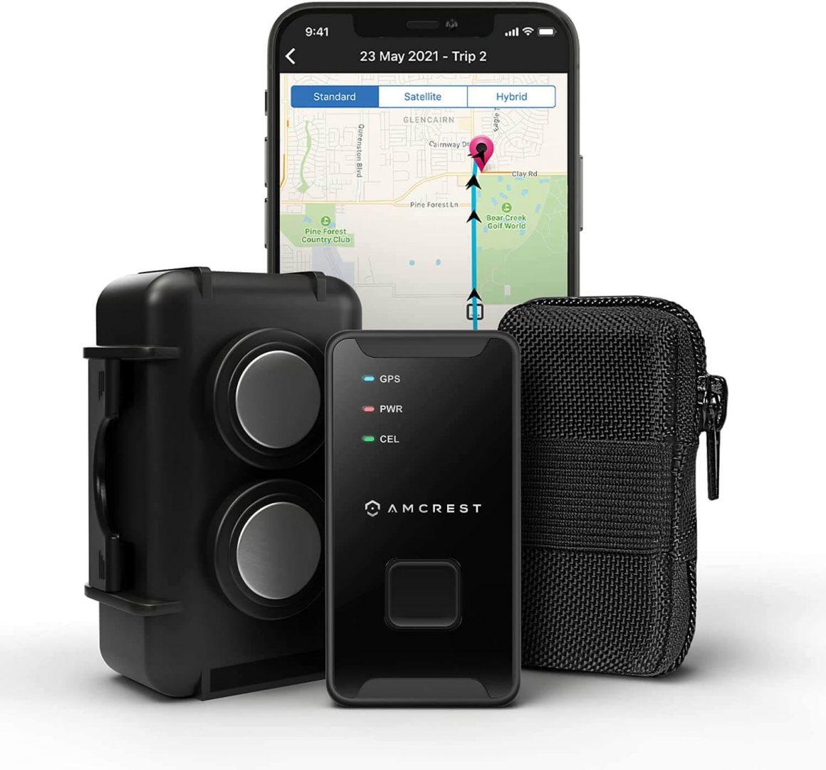 Amcrest GPS