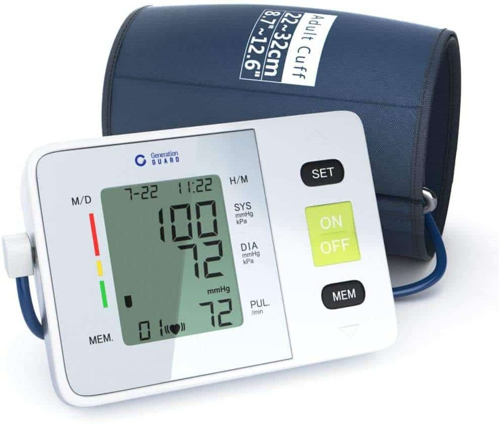 Clinical Automatic Blood Pressure Monitor