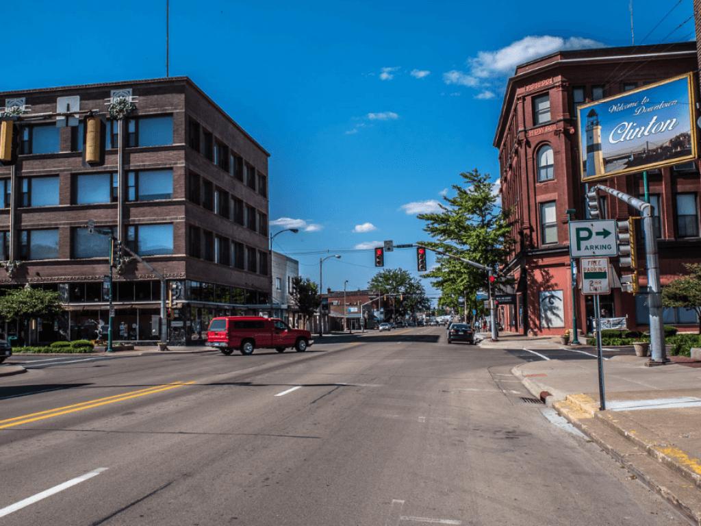 Clinton-Iowa-most-dangerous-cities-in-us