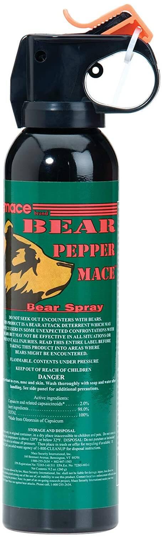Mace Brand Bear Spray