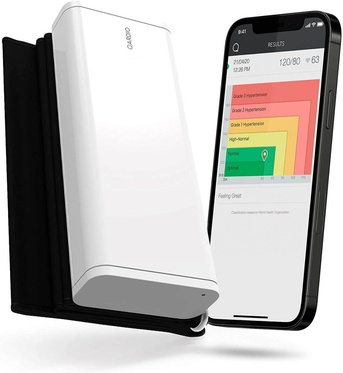QardioArm Wireless Monitor