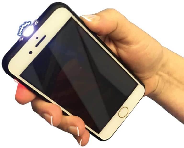 Streetwise Smart Cell Phone Stun Gun