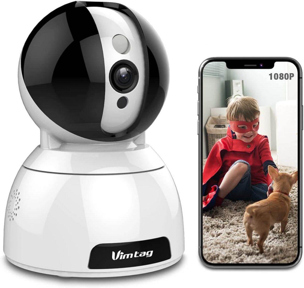 Vimtag Monitor Camera