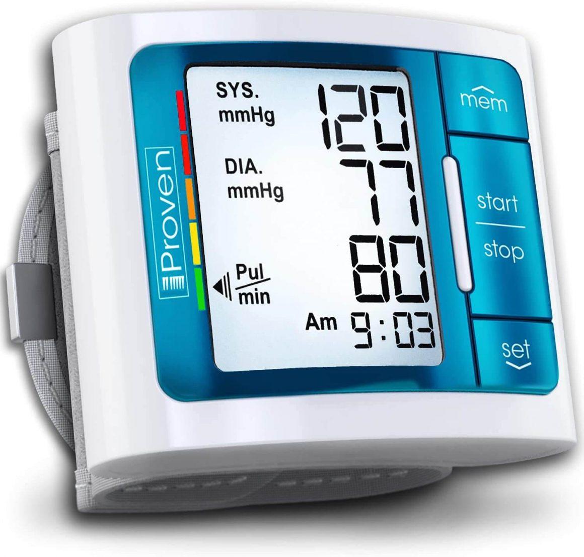 iProven Wrist Monitor