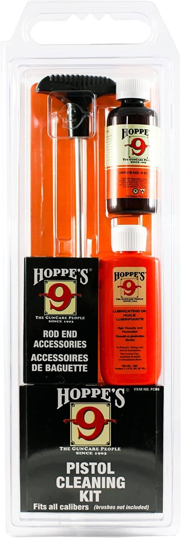 Hoppe's Gun Cleaning Kit No. 9, Aluminum Rod