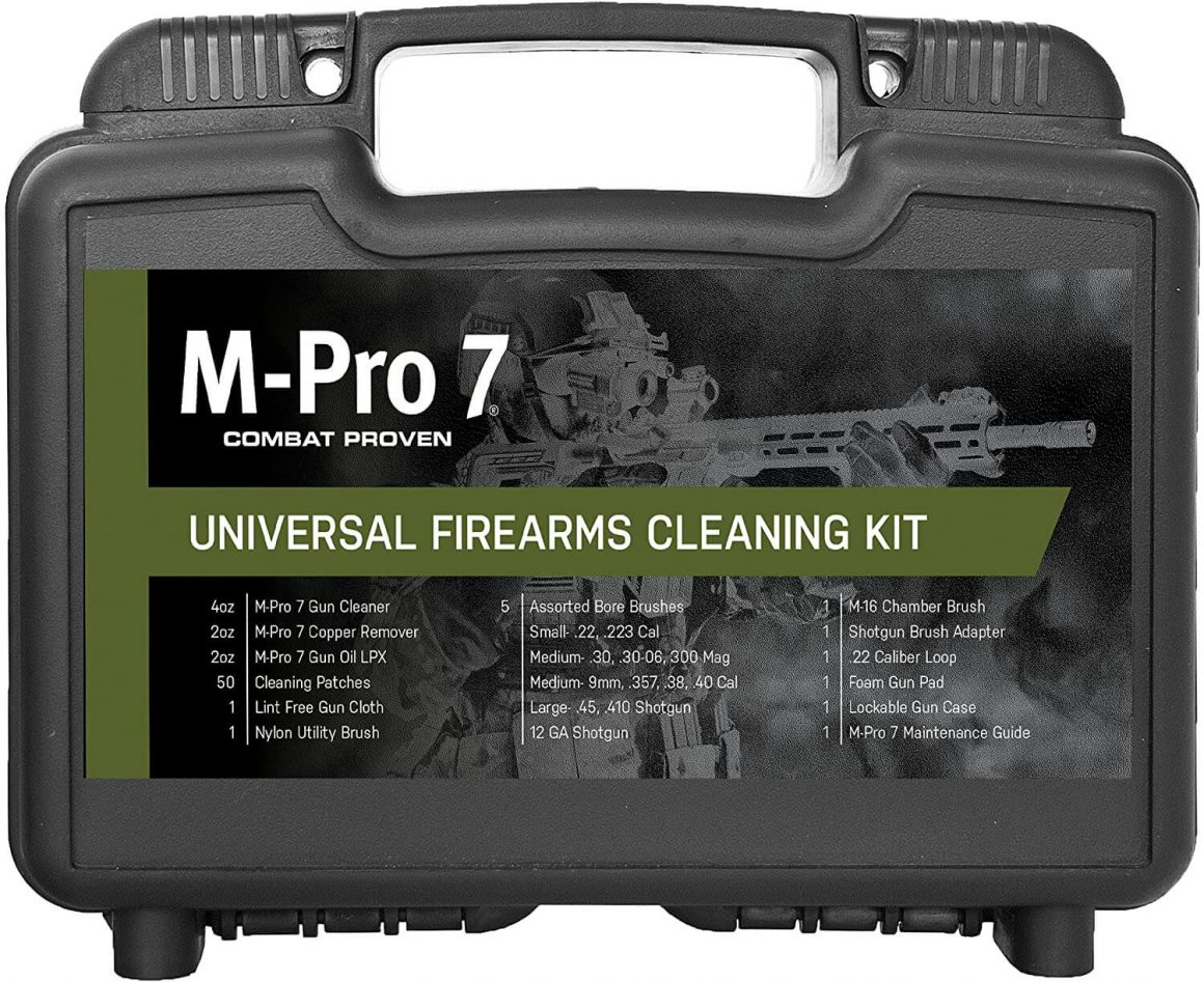 M-Pro 7 Cleaning Kit