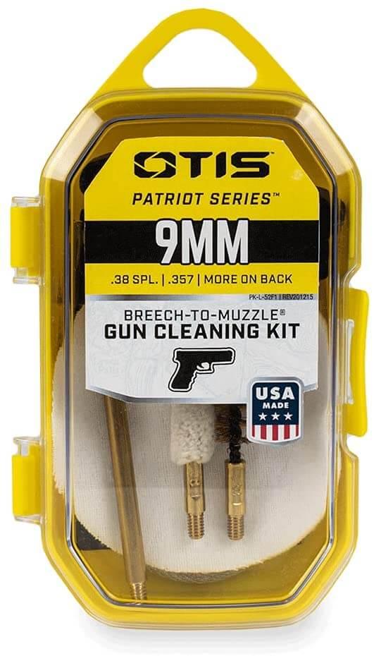 Patriot Pistol Kit- Otis 9mm Cleaning Kit