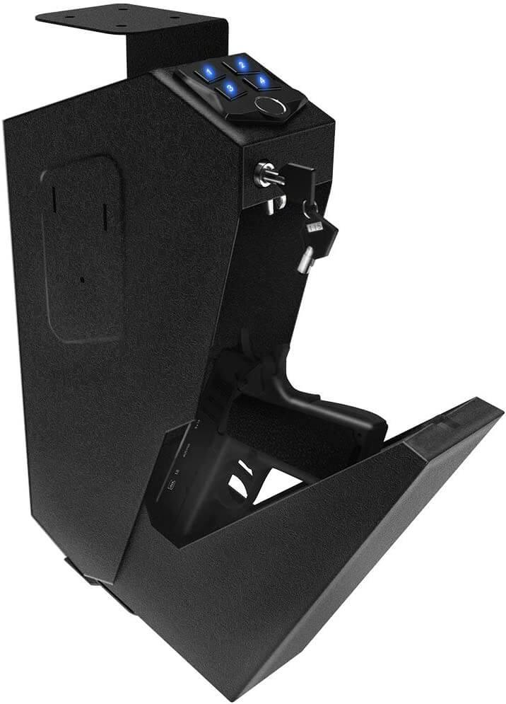 RPNB RP311f Mounted Handgun Car Safe