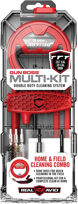 Real Avid 9mm Gun Cleaning Kit