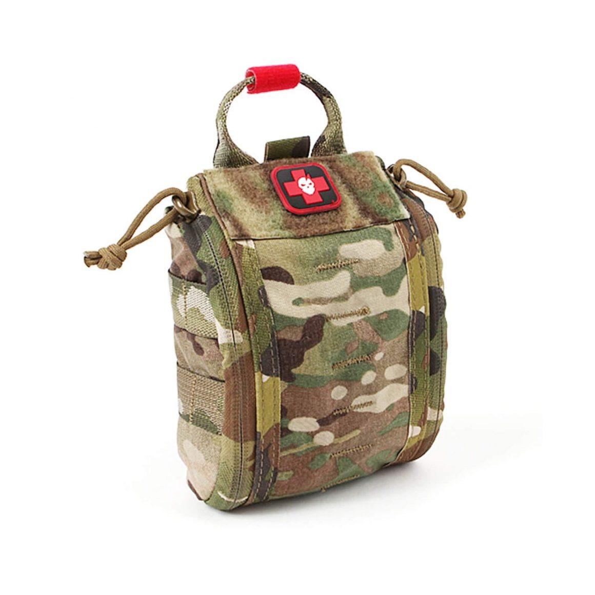 Imminent Threat Solutions ITS ETA Trauma Kit Pouch (Fatboy)
